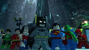 LEGO Batman 3: Beyond Gotham (PS3/Vita/PS4)