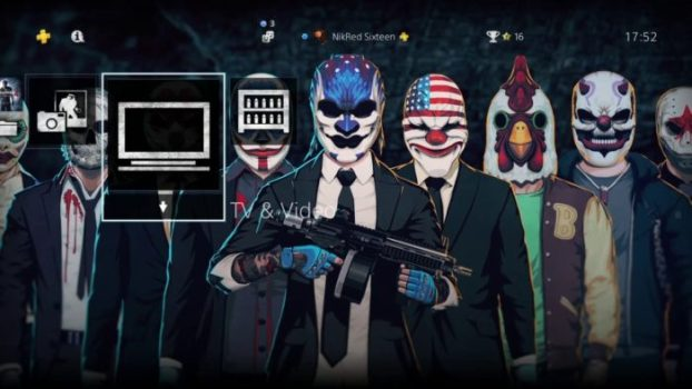 Payday 2: The Most Wanted Theme