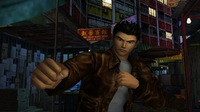 shenmue remakes