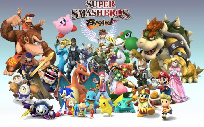 Smash Bros, Black Sheep Games From Respected Franchises