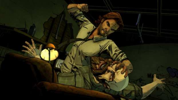The Wolf Among Us (PS3/PS4/PS VIta)