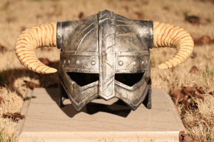 Dragonborn Helmet
