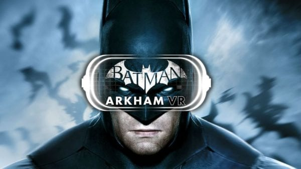 arkham vr, batman, pc, rift, vive
