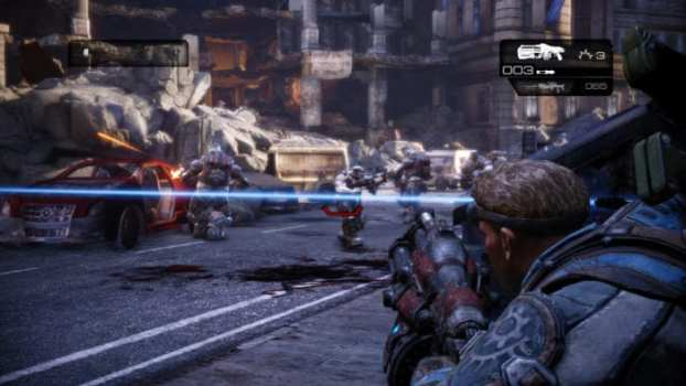 Gears of War: Judgement (2013)