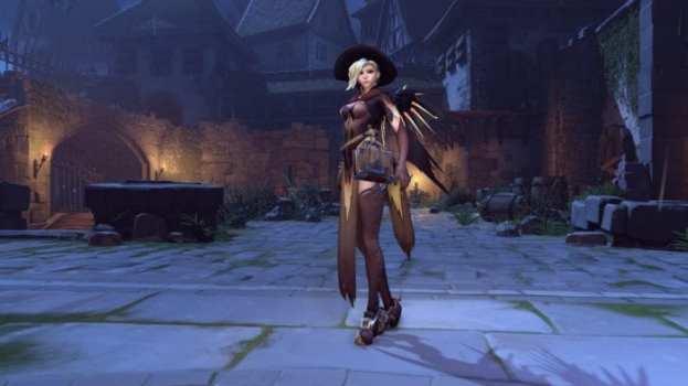 Mercy - Witch