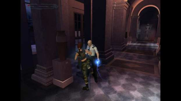 Tomb Raider: The Angel of Darkness - PS2, PC (2003)