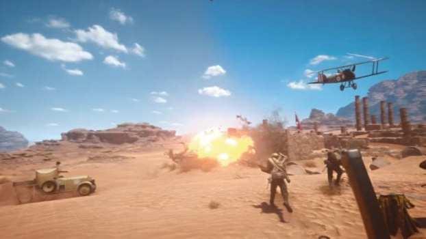 8. Battlefield 1