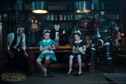 Bioshock Cast - Bioshock 1 & 2