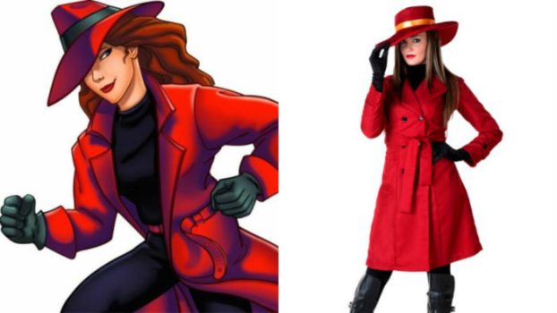 Carmen Sandiego - Where in the World is Carmen Sandiego?