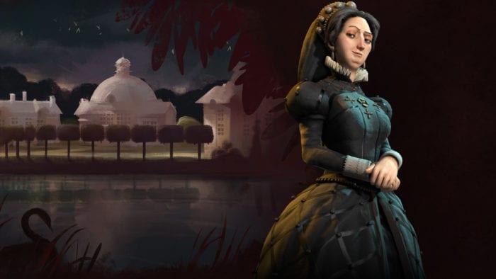 CIVILIZATION VI: CATHERINE DE' MEDICI LEADS FRANCE