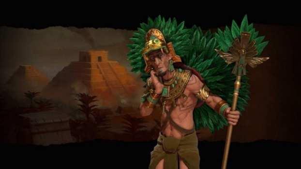 Montezuma - Tlatoani