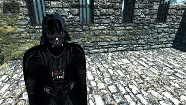 Darth Vader in Skyrim