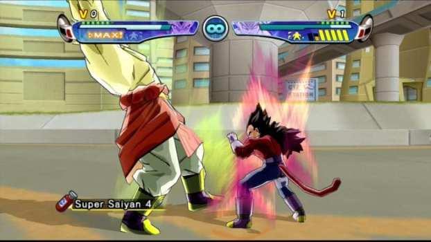 3. Dragon Ball Z: Budokai 3 - PS3, 360, PS2