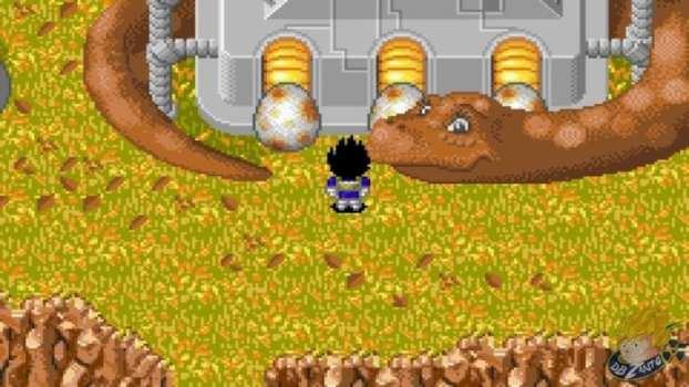 6. Dragon Ball Z: The Legacy of Goku II (GBA)