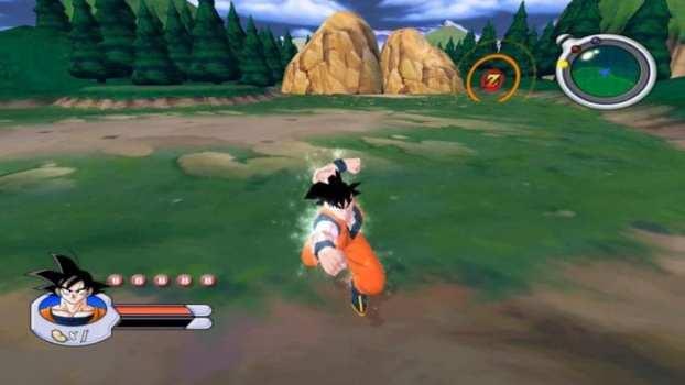 34. Dragon Ball Z: Sagas (PS2, Xbox, GCN)