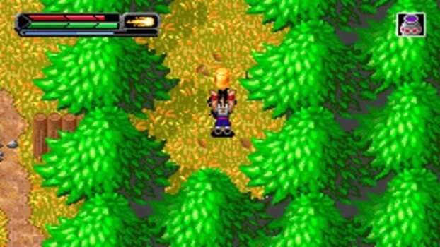 33. Dragon Ball Z: The Legacy of Goku (GBA)