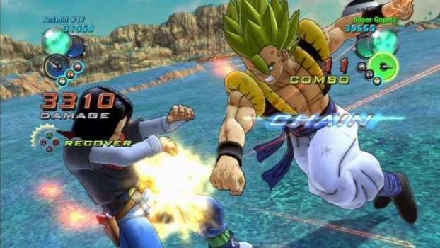 32. Dragon Ball Z: Ultimate Tenkaichi (PS3, 360)