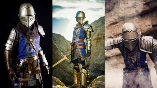 Elite Knight Armor - Dark Souls