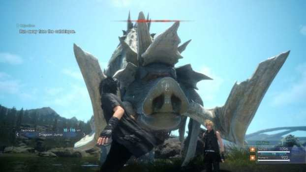 2. Final Fantasy XV