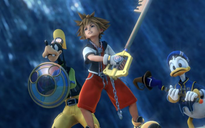 kingdom hearts, 2.5, screenshot, video games