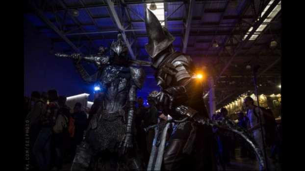 Knight Artorias and Farron's Undead Legion - Dark Souls, Dark Souls III