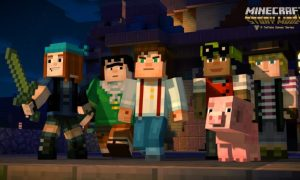 Minecraft Story Mode Telltale