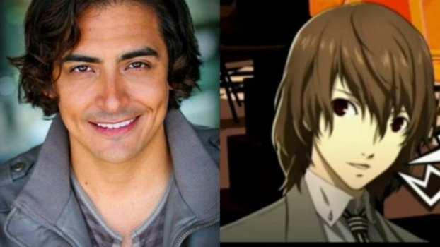 Robbie Daymond as Goro Akechi