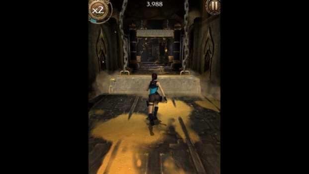 Lara Croft: Relic Run - Mobile (2015)