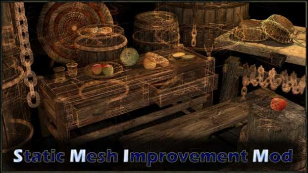 Static Mesh Improvement Mod