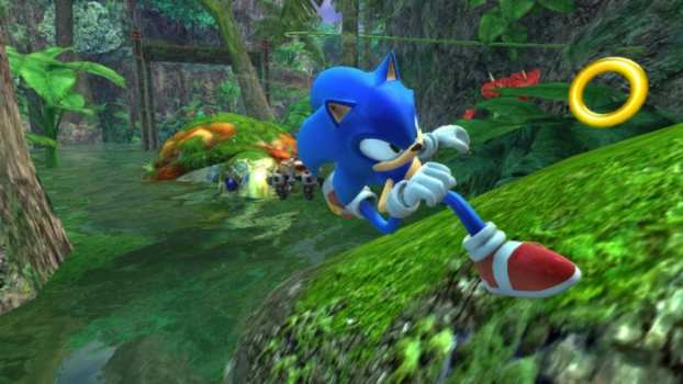 Sonic the Hedgehog - PS3, Xbox 360 (2006)