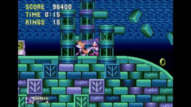Sonic 3 - Sega Genesis (1994)