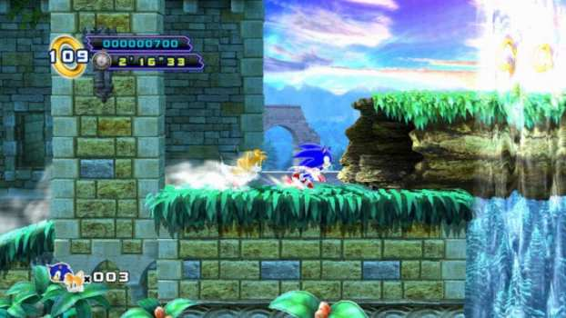 Sonic the Hedgehog 4: Episode 2 - PS3, X360, PC (2012)
