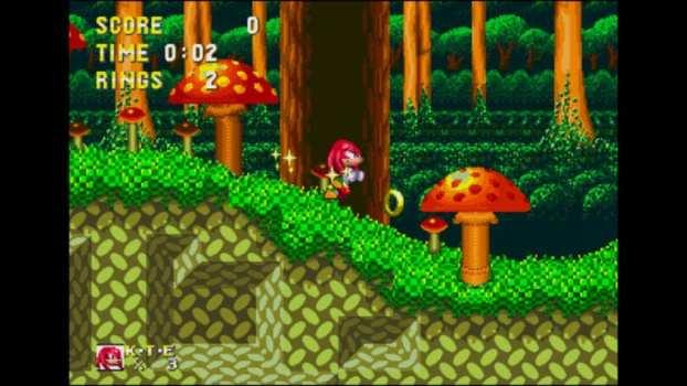 Sonic & Knuckles - Sega Genesis (1994)