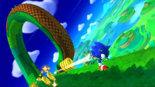 Sonic Lost World - Wii U (2013)