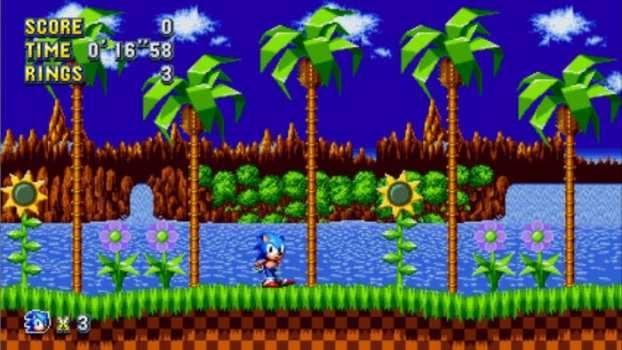 Sonic Mania - PS4, Xbox One, PC (TBA 2017)