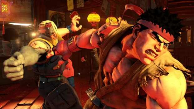 17. Street Fighter V
