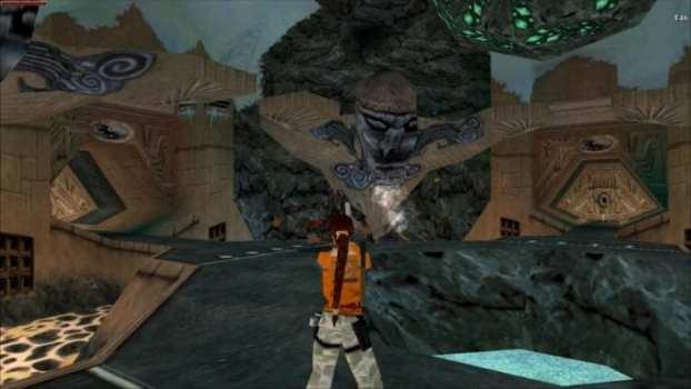 Tomb Raider III - PlayStation 1 (1998)