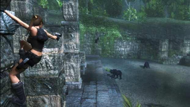 Tomb Raider: Underworld - PS3, X360, PC, PS2, Wii, (2008)