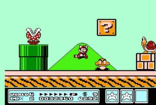 Super Mario Bros 3 (1991)