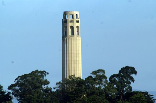 Coit Tower - Real Life