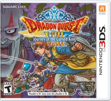 3DS, cover