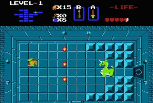The Legend of Zelda (1987)