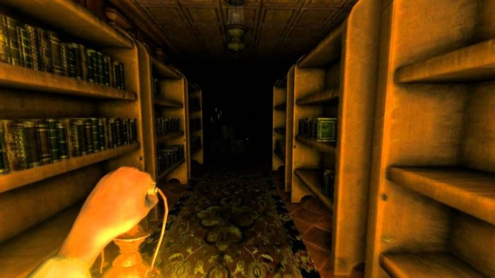Amnesia: The Collection, VR