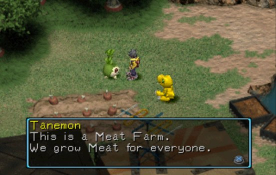 Digimon World (1999 - PS1)