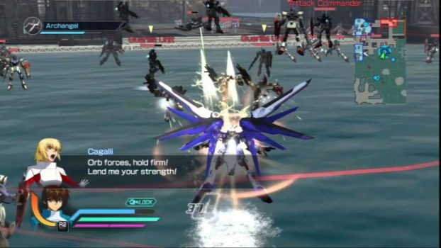 Dynasty Warriors: Gundam Reborn (2014 - PS3)