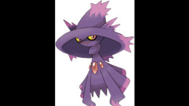 Mismagius - Pokemon Sun