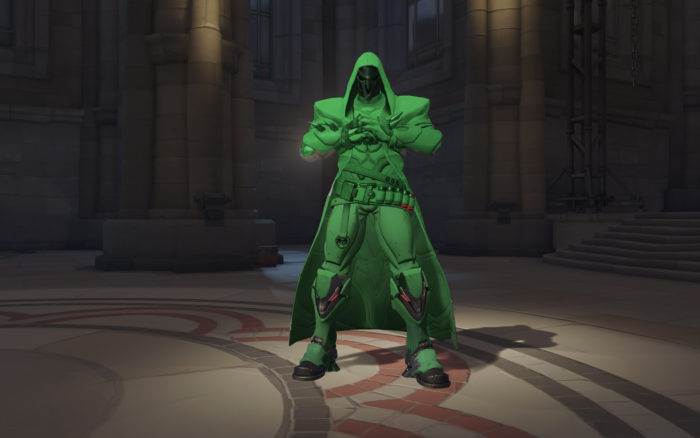 reaper, grinch, skin, overwatch, event, christmas