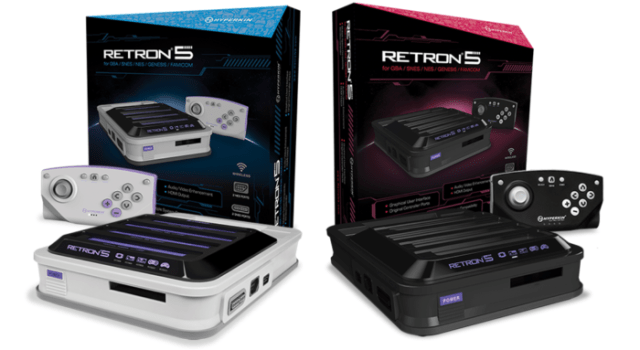 RetroN 5 With the Classics
