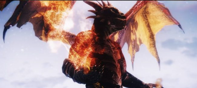 Animated Dragon Wings (Xbox One)