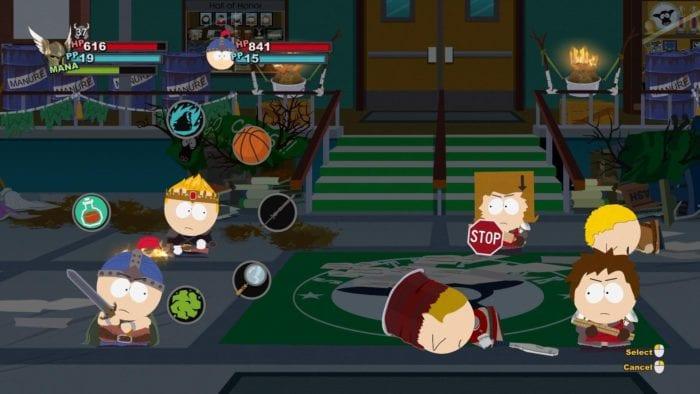 Ubisoft's South Park Stick of Truth
